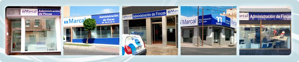 Administracion de fincas Marcal en Sevilla Norte